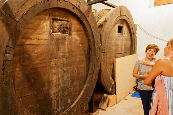 tour winery on mallorca