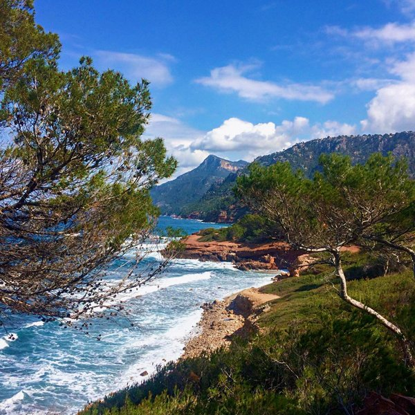 Mallorca Island scenery