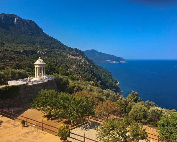 Scene of Mallorca Island
