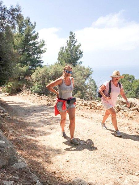 walking tour of Mallorca