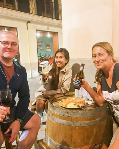 Wine tour on Mallorca Island